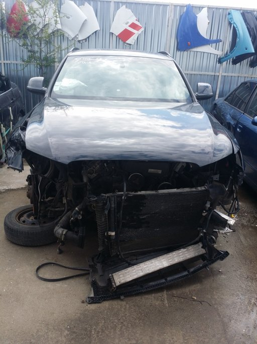Galerie admisie Audi Q5 2009 hatchback 3.0 V6