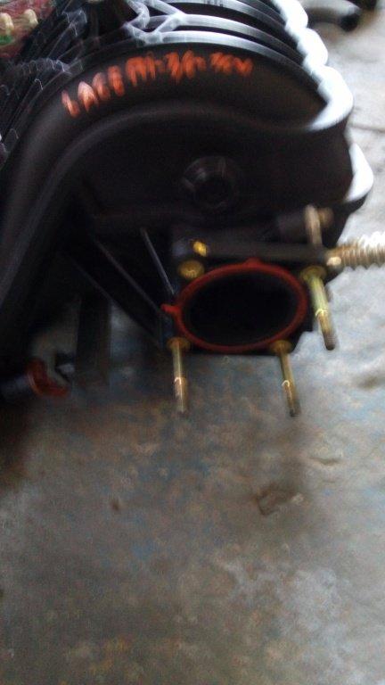 Galerie admisie Chevrolet Lacetti 1.6 benzina 16 valve 2005