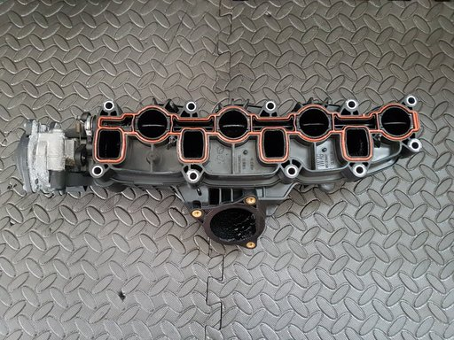 Galerie admisie cu clapete Audi A3 (8P) 2.0tdi, CBB