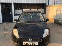 Galerie admisie Fiat Grande Punto 2007 Hatchback 1.2 benzina