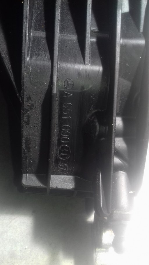 Galerie admisie Mercedes Sprinter 2.2 euro 5 cod A