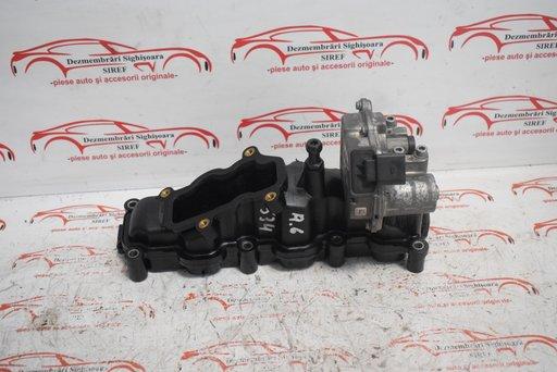 Galerie de admisie dreapta 059129712P 059129086E Audi A6 3.0 TDI BMK 534