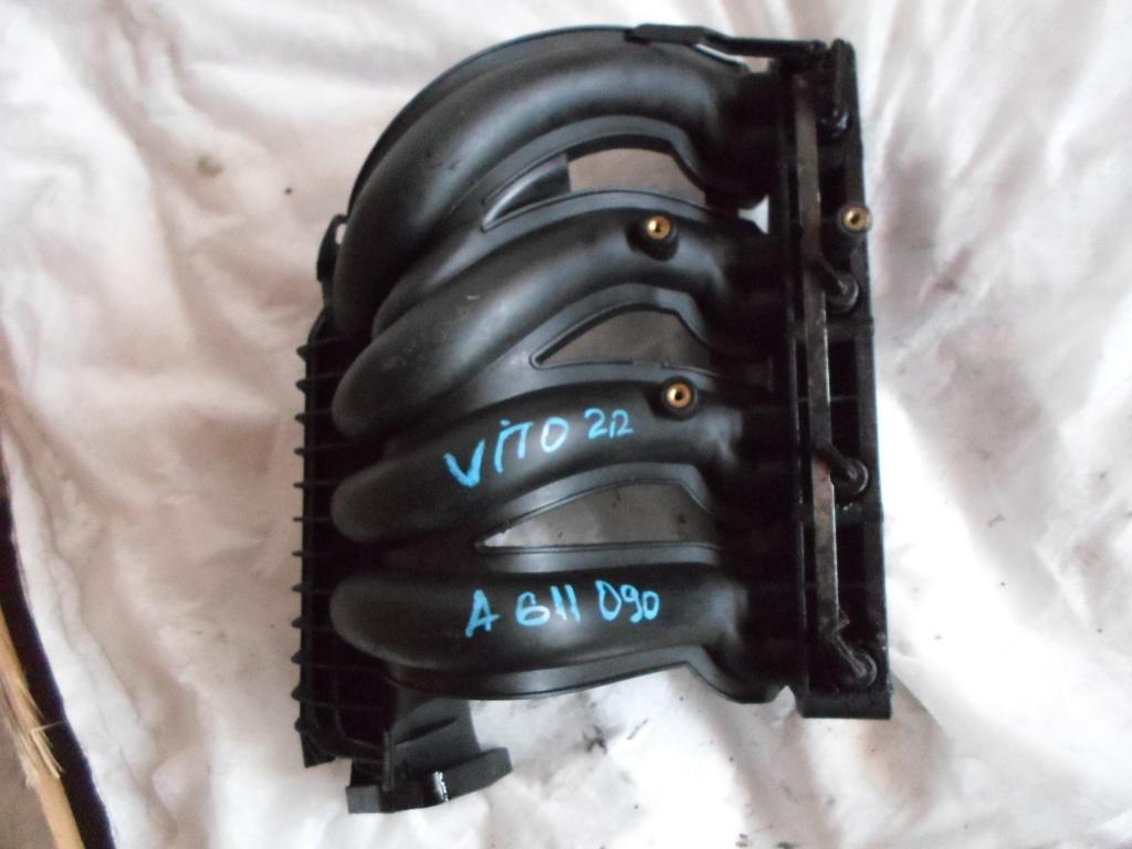 Galerie de admisie pentru Mercedes motor 2,2cdi cu clapete cod A611090