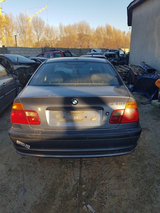 Galerie evacuare BMW Seria 3 E46 2000 Berlina 2.0