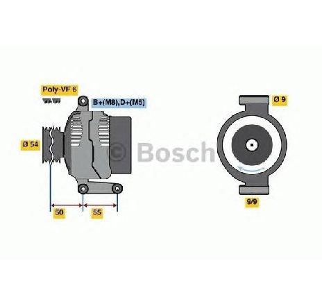 Generator / alternator OPEL COMBO caroserie inchis