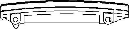 Ghidaje, lant distributie OPEL OMEGA B combi (21_, 22_, 23_), OPEL VECTRA B hatchback (38_), OPEL VECTRA B (36_) - TOPRAN 205 561
