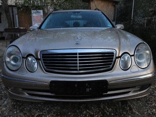 Grila bara fata Mercedes E-CLASS W211 2005 Limuzina 2148