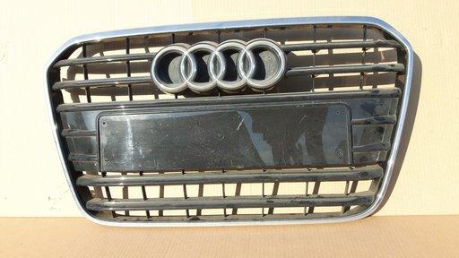Grila centrala Audi A6 4G c6 2013