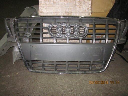 Grila Fata Audi A5 2008-2012
