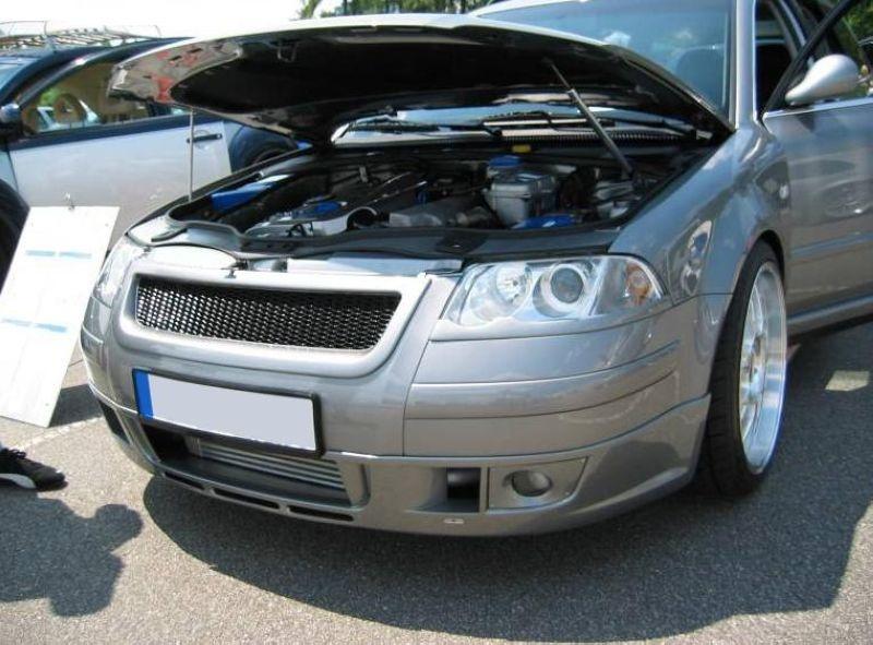 Grila fata VW Passat B5 Facelift 3BG 2000 2005