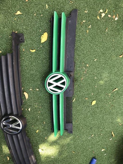 Grila Golf 4 verde