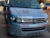 Grila inox inferioara VW T5 Caravelle 2010-prezent