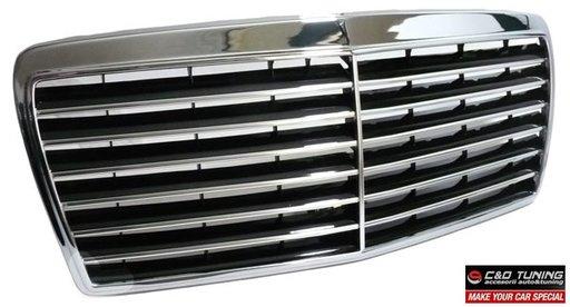Grila Mercedes W124 Avantgarde