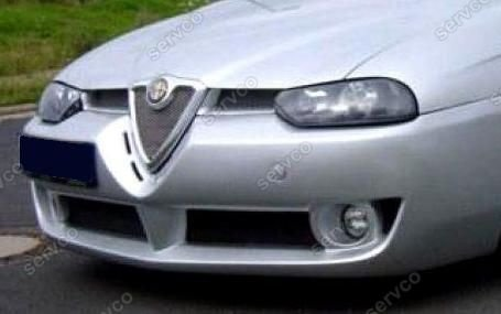 Grila spoiler fata Alfa Romeo 156 1996-2007 v1