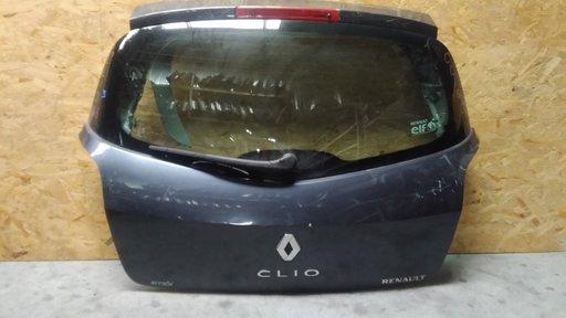 Haion cu luneta Renault Clio 3 scurt '2006