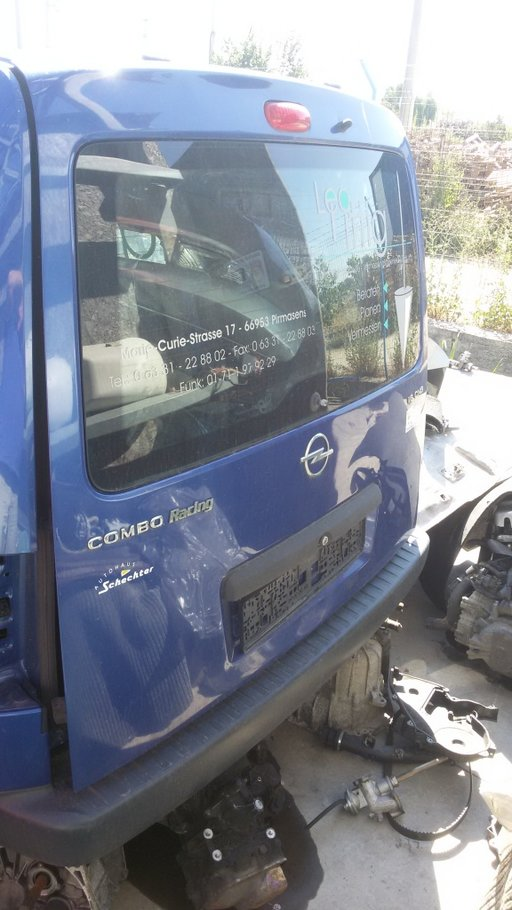 Haion Opel Combo