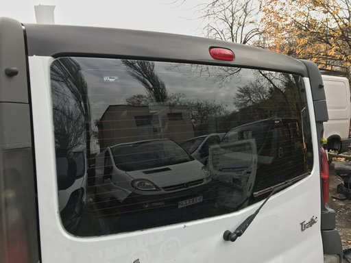Haion Renault Trafic 2.5 dCi 2007