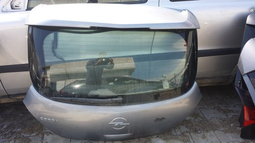 Hayon cu eleron Opel Corsa D 3 usi,2006-2012