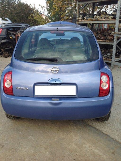 Hayon cu luneta dezechipat Nissan Micra 1,4 an 2005