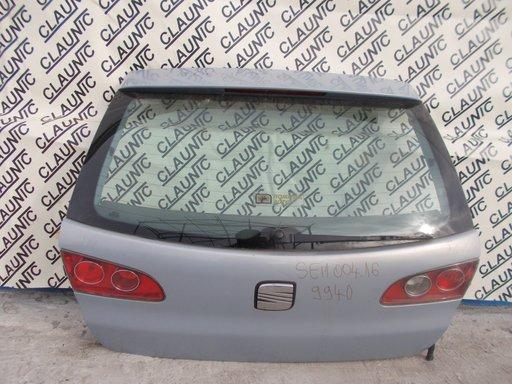 Hayon cu luneta Seat Ibiza 6L 2006