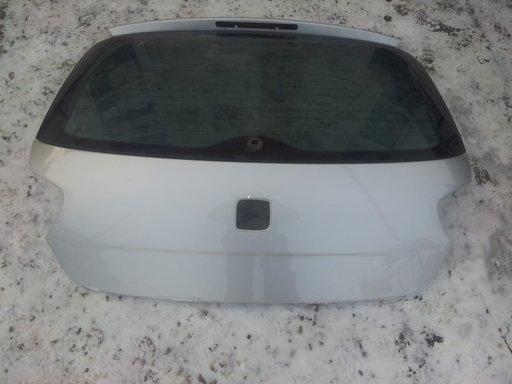 Hayon cu luneta Seat Ibiza model 5 usi 2009 2010 2