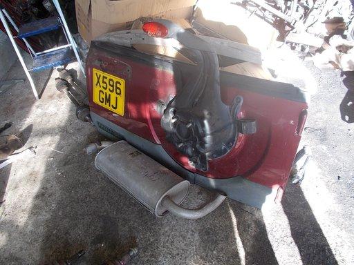 Hayon portiera spate Land Rover Freelander