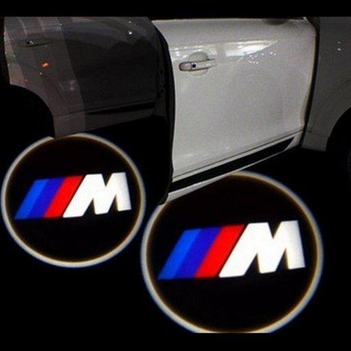 Holograma Logo Usa Bmw M