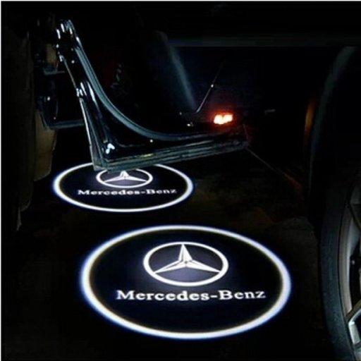 Holograma Logo Usa Mercedes-Benz BTLW-004