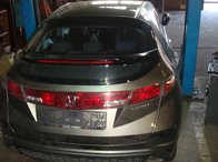 HONDA CIVIC S-TYPE an 2008 2.2 I-CDTI