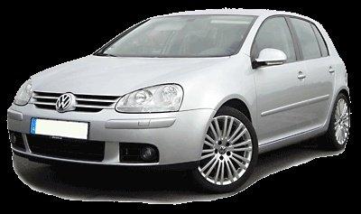 Husa auto dedicate VW GOLF 5 2003-2009 FRACTIONATE