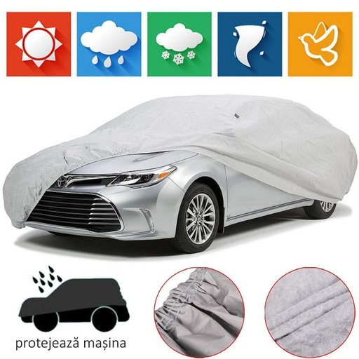 Husa Prelata Auto Lexus SC Impermeabila, Anti-Umezeala, Anti-Zgariere si cu Aerisire, Material Premium