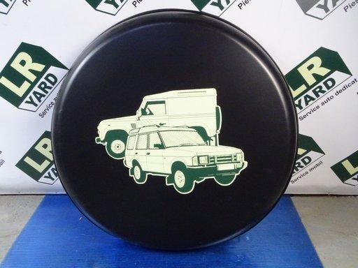 Husa roata rezerva Land Rover Discovery si Defender BA04BH