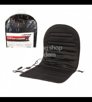 Husa scaun cu incalzire in doua trepte Lux 12V 35-45W 4Cars