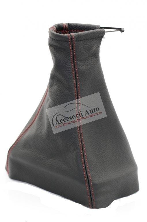Husa schimbator din piele Opel Astra G