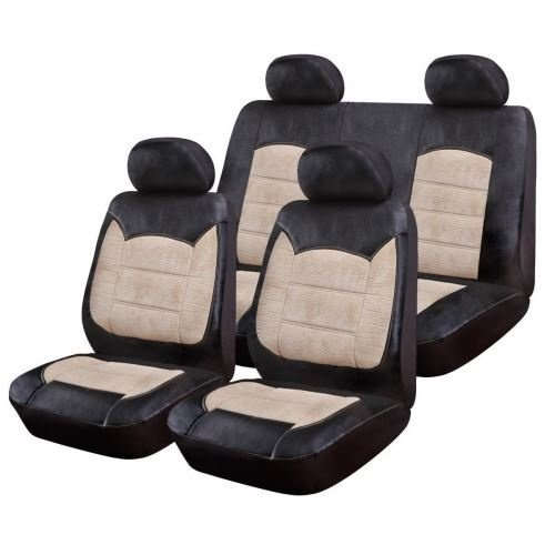 Huse Scaune Auto Hyundai I20 - RoGroup Luxury Negr