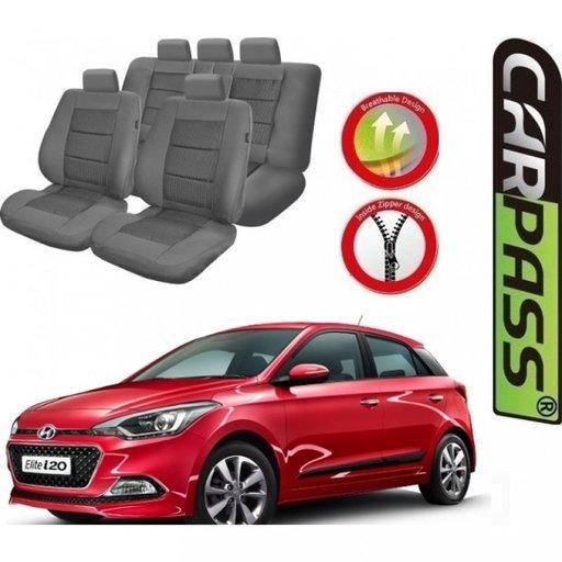 Huse Scaune Dedicate Hyundai i20 2012-2017 Premium