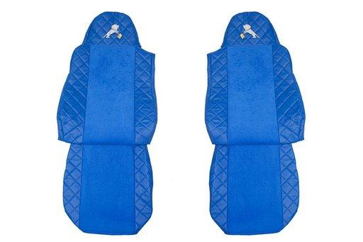 Huse scaune din piele ecologica pentru MAN TGA TGL TGM