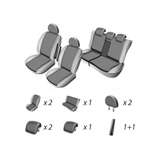 Huse scaune Umbrella Hyundai Accent '06>&#