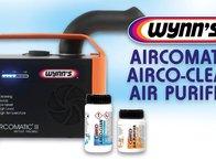 Igienizare aer conditionat cu aparat Wynn's Aircomatic ® III
