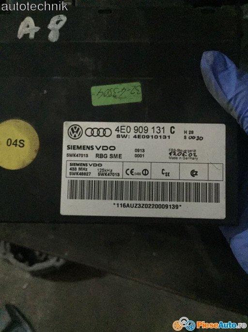 Imobilizator AUDI A8 cod 4E0 909 131 C