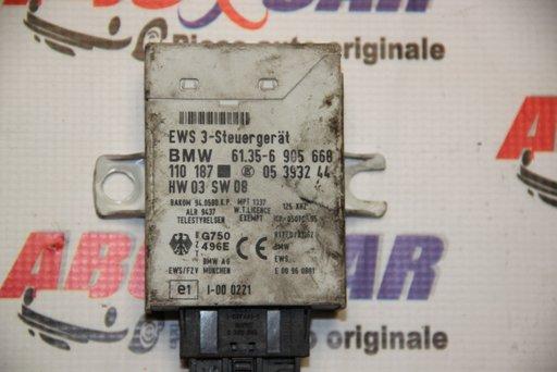 Imobilizator BMW Seria 3 E46 cod: 61356905668 model 2000