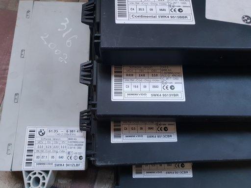 Imobilizator (CAS) Bmw seria 1 / 3 cod piesa 5wk49513cbr