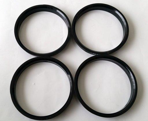 Inele de centrare de la 73.1 - 67.1 mm - NOI - PLASTIC + alte marimi