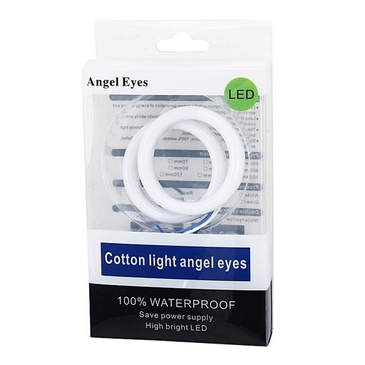 Inele Led Angel Eyes 110mm