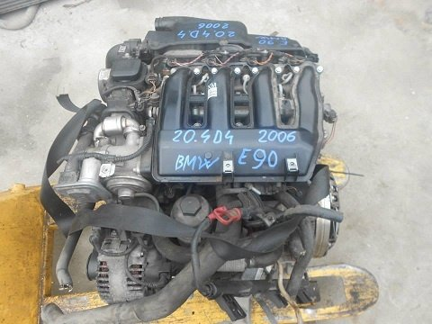 Injectoare bmw 2.0d 163 cp