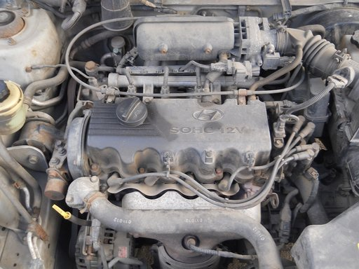 Injectoare Hyundai Accent 1.4 benzina an 2003