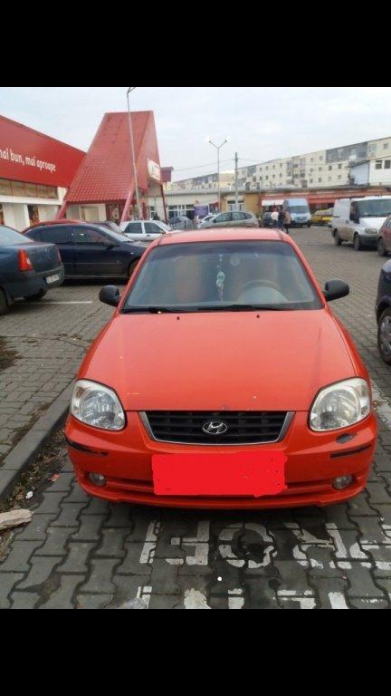 Injectoare Hyundai Accent 1.4 Benzina An 2005