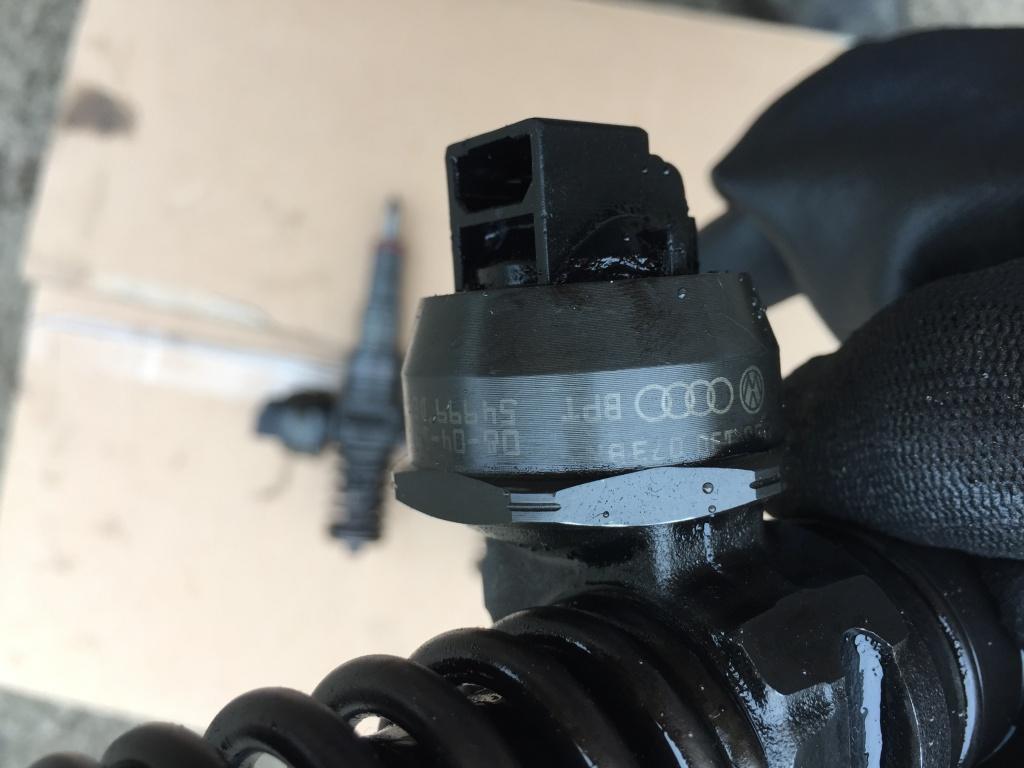 Injectoare Motor Bls Audi A3 8p 1.9 Tdi 2004 2005 2006 2007