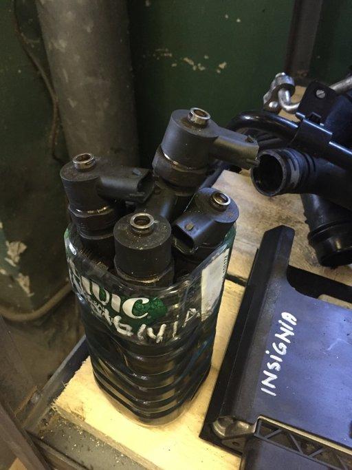 Injectoare Opel Insignia 2.0 CDTI A20DT A20DTH