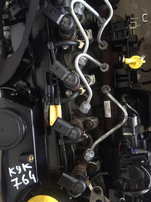 Injectoare siemens renault motor 1.5dci k9k 764cod injector h8200294788